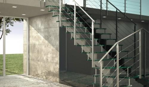 scale a giorno moden glass - Alfa Scale