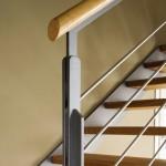 Particolare scale in ferro e legno Elite Line wood- Alfa Scale