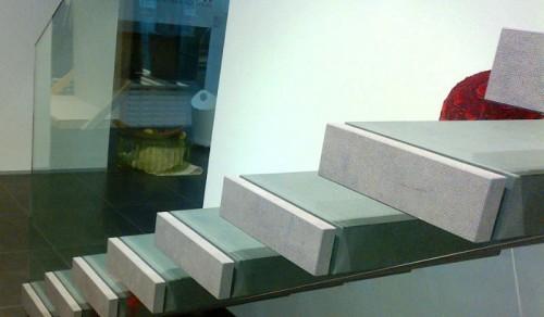 Scale in gres porcellanato scale interne alfa scaleafascale for Gres porcellanato per scale interne