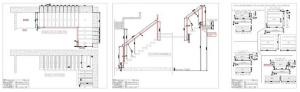 Progetto DWG Scale interne - Alfa Scale