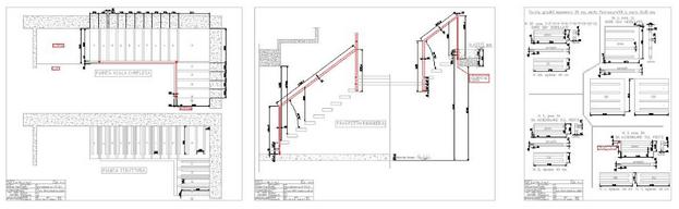 Scale interne scale a sbalzo realizzazioni alfa scale noviafascale - Progettare scala interna ...