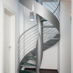 iron stairs-elica glass-alfascale