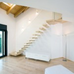 cantilevered stairs-ghost-alfascale