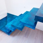 resin stairs-ghost resin4-alfascale