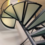 spiral-stairs-style glass-alfascale
