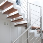 stainless steel stairs-elite strike inox wood2-alfascale
