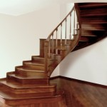 wooden stairs-mod.A6-alfascale