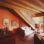 wooden stairs-mod.E-alfascale