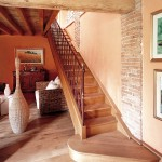 wooden stairs-mod.E2-alfascale