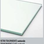 Ringhiere in vetro Trasparente - Alfa Scale