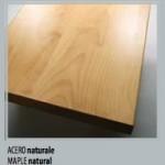 scale in legno Acero Alfa Scale