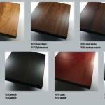 scale in legno Iroko Alfa Scale