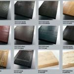 scale in legno Rovere Alfa Scale