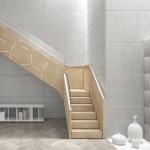 Scale Interni design | Collezione Fashion : Modello Plane Wooden Inox